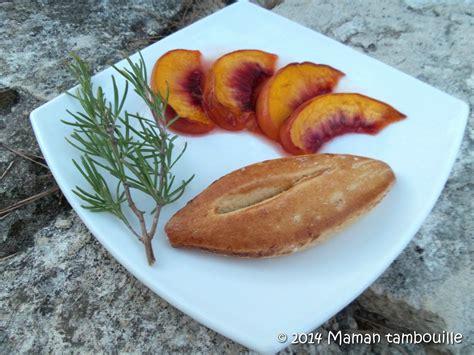 cuisine provencale d馗o pêches rôties au romarin maman tambouille