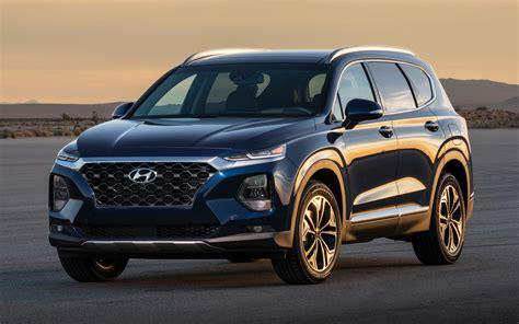 Hyundai Santa Fe Wallpapers by 2019 Hyundai Santa Fe Us Wallpapers And Hd Images