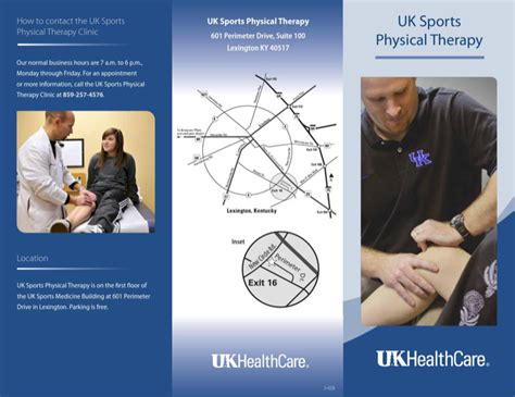 Therapy Brochure Templates by Physical Therapy Brochures Free Premium