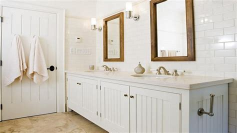 Vanity Mirror Cabinets, White Beadboard Bathroom Cabinets