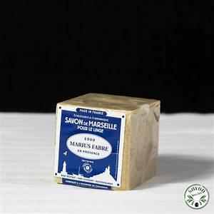 Savon De Marseille Fabre : savon de marseille cube 200g pur v g tal marius fabre ~ Dailycaller-alerts.com Idées de Décoration