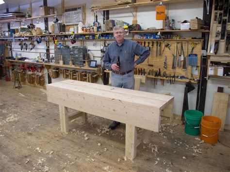 hours  bench building lost art press