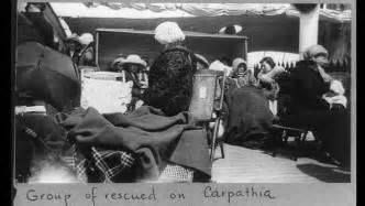 Titanic Crew Survivors
