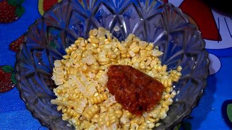Selain untuk cemilan, bakwan jagung j. resep cara membuat bakwan jagung manis lezat - YouTube