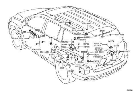 2013 Highlander Wiring Diagram by Highlander Parts Diagram Wiring Diagrams