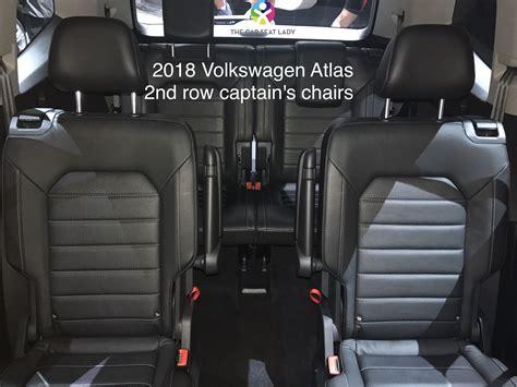 the car seat volkswagen atlas