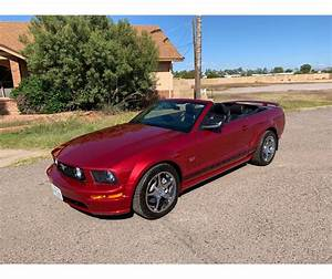 2005 FORD MUSTANG GT CONVERTIBLE - The Electric Garage