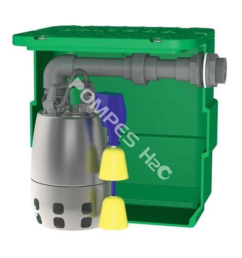 micro station de relevage eaux usées station de relevage 40l cal40 gxvm25 6 gfa