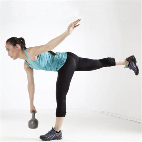 kettlebell knee womenshealthmag faux deadlift fitness