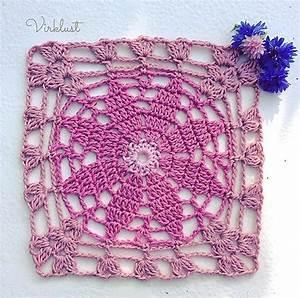 Free Crochet Pattern For A Primrose Square  U22c6 Crochet Kingdom