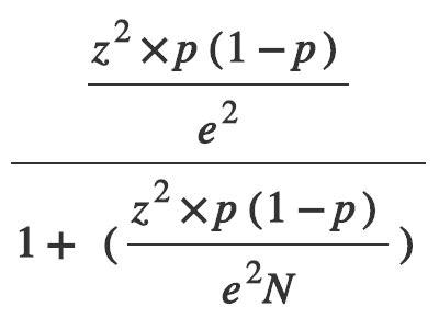 sample size calculator understanding sample sizes