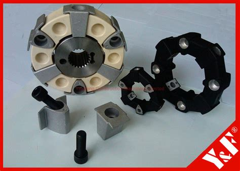 samsung excavator rubber coupler  engine flywheel hydraulic pump motor coupling selc excavator