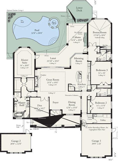 Arthur Rutenberg Bimini Floor Plan by Amelia 1124 Traditional Floor Plan Ta By Arthur