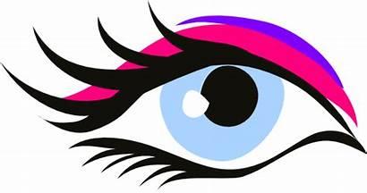 Lashes Clipart Eyelash Lash Pink Clip Eyelashes