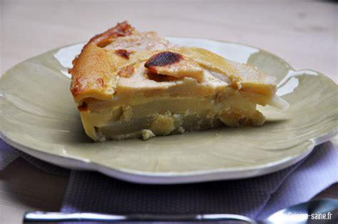cuisine sans sucre recette sans sucre sans gluten gâteau aux poires cuisine saine sans gluten sans lait