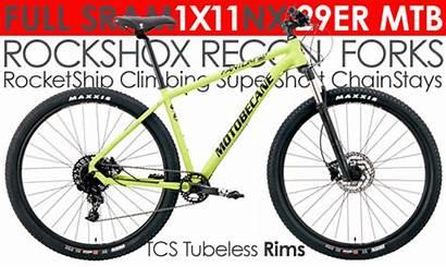 Nx Motobecane Tubeless Bikes 29er Mountain 1x11