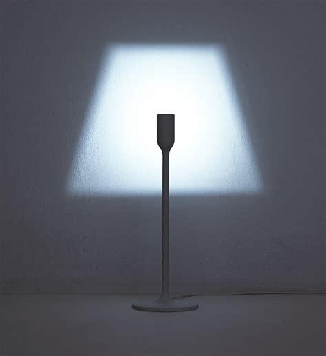 yoy design studio casts light to create l shade silhouette