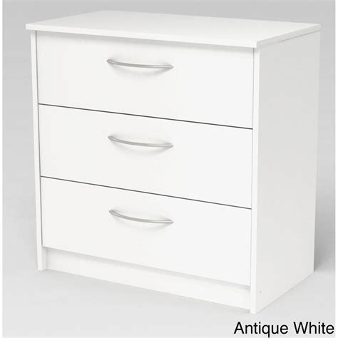 Small Dresser by 3 Drawer Chest Small Bedroom Dresser Antique White Clothes