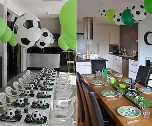 Fussball Deko Kinderzimmer : dekoideen zur fu ball em 2016 mit fu ball balonns und ~ Michelbontemps.com Haus und Dekorationen