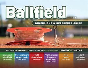 U201cballfield Dimension  U0026 Reference Guide U201d By Beacon
