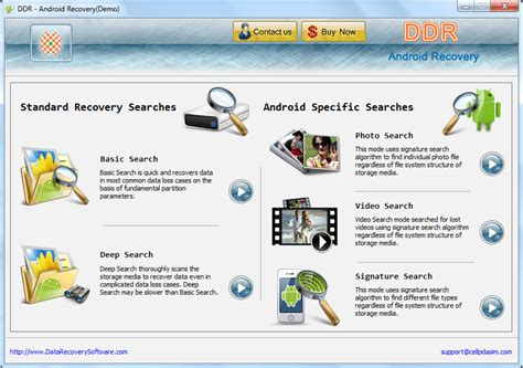 android recovery software recover deleted data by data doctor recovery android