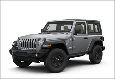 2020 Jeep Wrangler Jl by Review Of 2020 Jeep Wrangler Jl Price Msrp