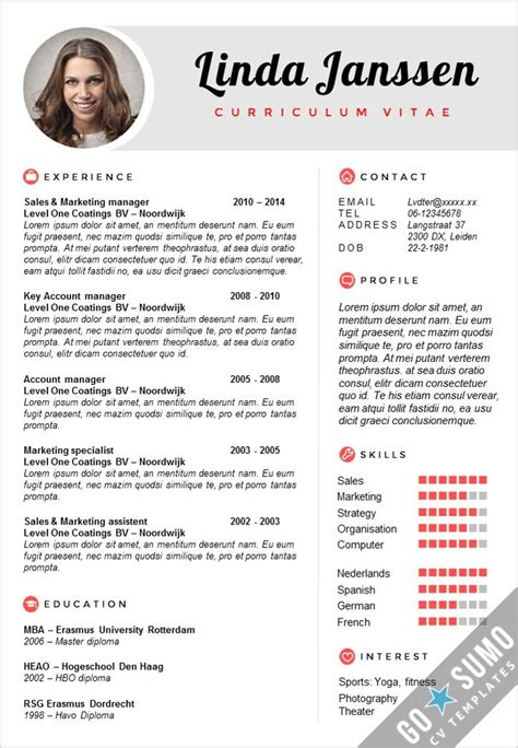Resume And Cv Templates by Cv Template Madrid Cv Template Cv Template Cv Resume