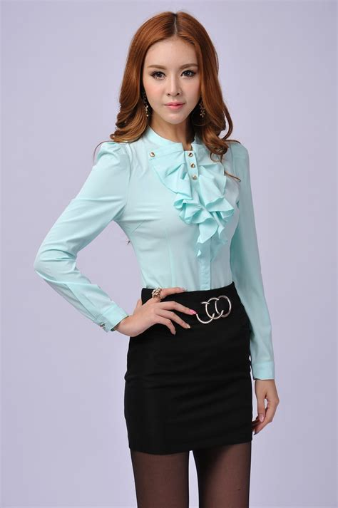 blouson blouse book of womens business blouses in by benjamin