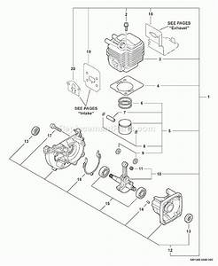 Echo Srm 210 Parts Diagram