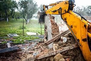 Cout Demolition Maison : prix d molition de maison mon ~ Melissatoandfro.com Idées de Décoration