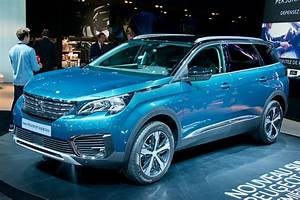 Peugeot Suv 5008 : all new peugeot 5008 suv turns up the style auto express ~ Medecine-chirurgie-esthetiques.com Avis de Voitures