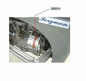 Alternator - Alternator Conversion Kit - B8810