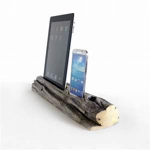 Dockingstation Iphone 4 : driftwood docking station ipad phone ipad 2 3 ~ Sanjose-hotels-ca.com Haus und Dekorationen