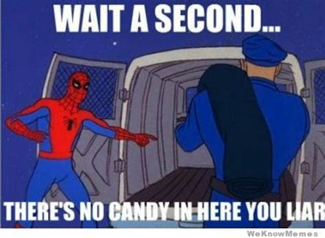 Funny Spider Man Memes - 20 hilarious 60s spiderman memes smosh