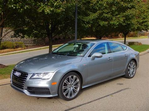 audi a7 for sale carsforsale com