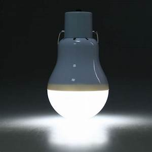 Portable Solar Powered Led Bulb  U2013 Gearlaxy