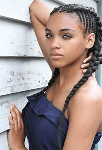 Braided Hairstyles for Black Women Trending 2015