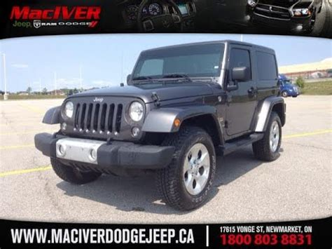 grey jeep wrangler 2 door 2014 grey jeep wrangler unlimited sahara 2 door newmarket