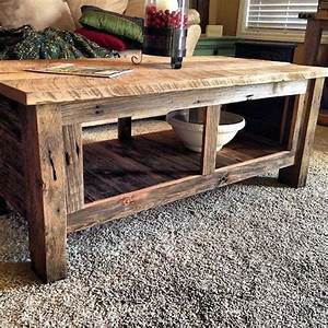 25 best ideas about wood coffee tables on pinterest for Old barn wood coffee table