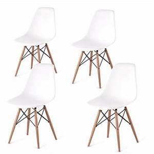 Table Et Chaise Scandinave Pas Cher : voici 1 bon plan pour acheter des chaises scandinaves pas cher ~ Teatrodelosmanantiales.com Idées de Décoration