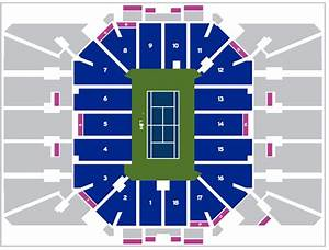 Us Open Seating Guide 2021 Us Open Championship Tennis
