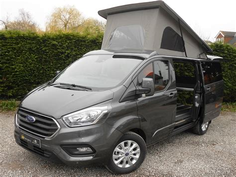 Read the definitive ford transit custom 2021 review from the expert what car? Used Ford Transit Custom 170ps Limited Auto Camper MRV Pop ...