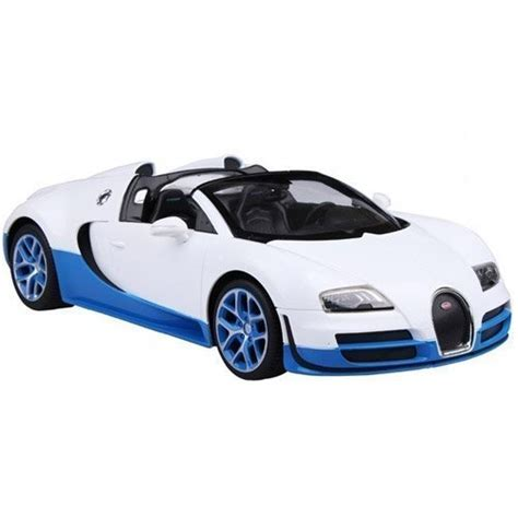 There are 29 colors available for this car: Radio Remote Control 1/14 Bugatti Veyron 16.4 Grand Sport Vitesse Licensed RC Model Car (White ...