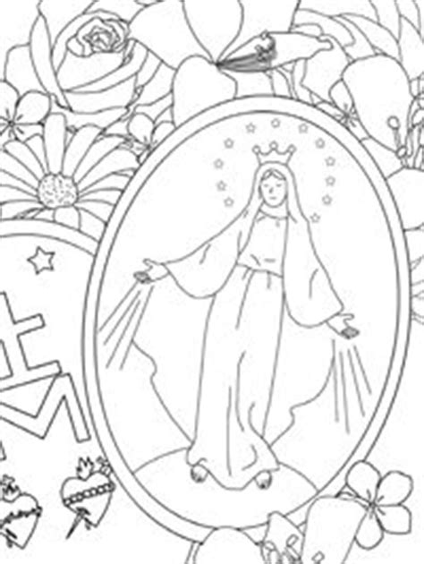 immaculate preschool immaculate conception craft for 385 | ce13373d1945e83bdfd22f3a7d3565c1