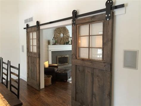 32 Best Images About Glass Barn Doors On Pinterest