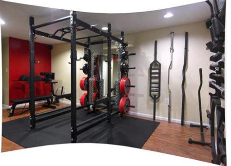 gym rogue garage rack power gyms r6 squat bodybuilding crossfit bar equipment basement sorinex inspirational pg container box diy accessories