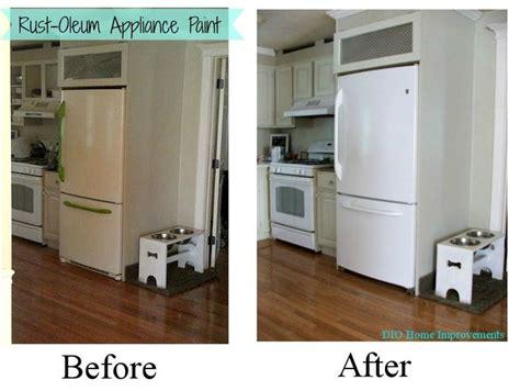 25+ Best Ideas About Painting Appliances On Pinterest
