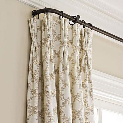 wrap  curtain rod designbebe blog  real estate