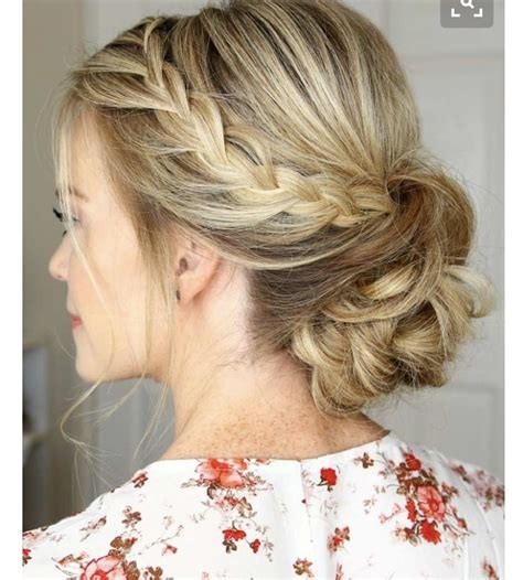 Trendy Updo Hairstyles by 27 Best 2017 Trendy Updos Images On Wedding