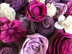 Berry Beautiful Assortment - (30 Flowers) – Sola Wood